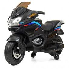 Детский мотоцикл Bambi M 4272 EL-2 BMW, черный