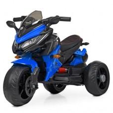 Детский мотоцикл Bambi M 4274 EL-4 BMW, синий