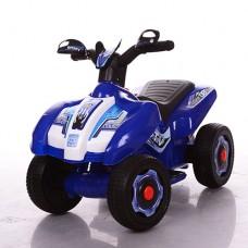 Детский толокар-мотоцикл Bambi M 3558 E-4, синий