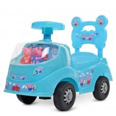 Детская каталка-толокар Bambi 228-4 PP, голубой