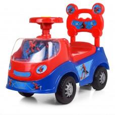 Детская каталка-толокар Bambi 238-SP, сине-красный