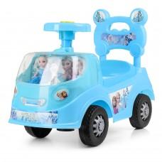 Детская каталка-толокар Bambi 318-4 FR, голубой