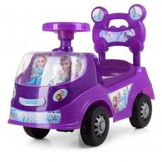 Детская каталка-толокар Bambi 318-9 FR, фиолетовый