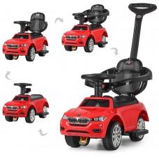 Детская каталка-толокар Bambi 7662-3 BMW, красный