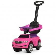 Детская каталка-толокар Bambi 7662-8 BMW, розовый