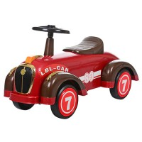 Детская каталка-толокар Bambi 8209-3 ретро-машина, красный