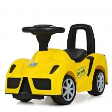 Детская каталка-толокар Bambi F 6688-6 Porsche, желтый