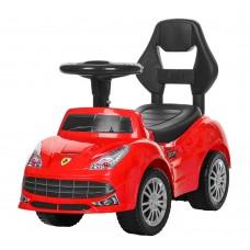 Детская каталка-толокар Bambi FD-6803-3 Ferrari, красный