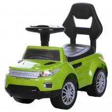 Детская каталка-толокар Bambi FD-6805-5 Range Rover, зеленый