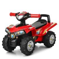 Детская каталка-толокар квадроцикл Bambi HZ 551-3, красный