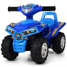 Детская каталка-толокар квадроцикл Bambi HZ 551-4-12, синий