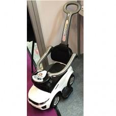 Детская машинка каталка толокар Bambi HZ614W-1, белый