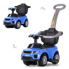 Детская машинка каталка толокар Bambi HZ614W-4, синий