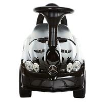 Детская машинка каталка толокар Bambi M 3189S-2 Mercedes, черный