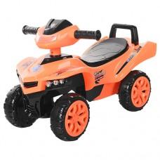 Детская каталка-толокар Bambi M 3502-7, оранжевый