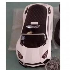 Детская каталка-толокар Bambi M 4070-1 Lamborghini, белый