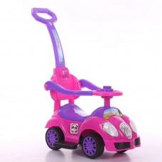 Детская каталка-толокар Bambi M 4072-8, розовый