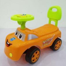 Детская каталка-толокар Bambi M 4073-7, оранжевый