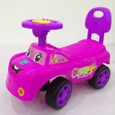 Детская каталка-толокар Bambi M 4073-8, розовый