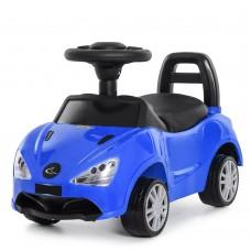 Детская каталка-толокар Bambi M 4089 L-4 McLaren, синий