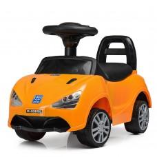 Детская каталка-толокар Bambi M 4089 L-7 McLaren, оранжевый