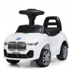 Детская каталка-толокар Bambi M 4122 L-1 BMW, белый