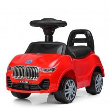 Детская каталка-толокар Bambi M 4122 L-3 BMW, красный