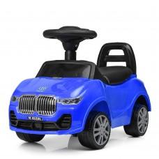 Детская каталка-толокар Bambi M 4122 L-4 BMW, синий