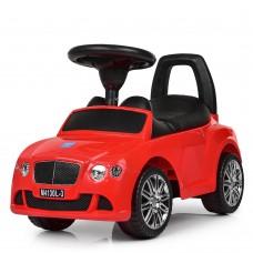 Детская каталка-толокар Bambi M 4130 L-3 Bentley, красный