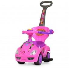 Детская каталка-толокар Bambi M 4205-8, розовый