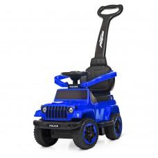 Детская каталка-толокар Bambi M 4288-4 Police, синий