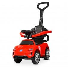 Детский электромобиль каталка толокар Bambi M 4290-3, красный
