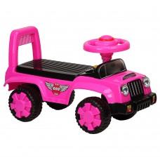 Детская каталка-толокар Bambi Q 11-1-8, розовый
