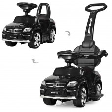 Детская каталка-толокар Bambi SX1578-2 Mercedes, черный