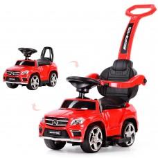 Детская каталка-толокар Bambi SX1578-3 Mercedes, красный