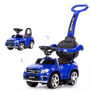 Детская каталка-толокар Bambi SX1578-4 Mercedes, синий
