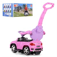 Детская каталка-толокар Bambi SX1578-8 Mercedes, розовый