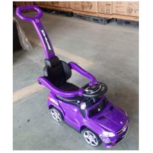 Детская каталка-толокар Bambi SX1578-9 Mercedes, фиолетовый