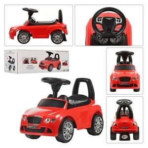 Детская каталка-толокар Bambi Z 326-3 Bentley, красный