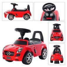 Детская машинка каталка-толокар Bambi Z 332-3, красный