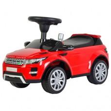 Детская каталка-толокар Bambi Z 348-3 Land Rover, красный