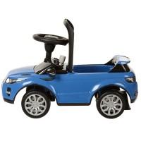 Детская каталка-толокар Bambi Z 348-4 Land Rover, синий