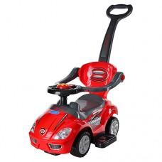 Детская машинка каталка толокар Bambi Z 382-3, красный