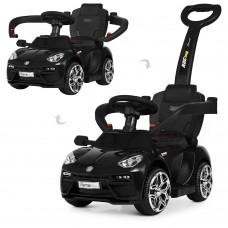 Детский электромобиль каталка толокар Bambi M 3591 L-2 Lamborghini, черный