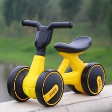 Детская каталка-толокар Bambi M 4086-6 Мотоцикл, желтый