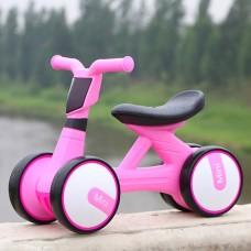 Детская каталка-толокар Bambi M 4086-8 Мотоцикл, розовый