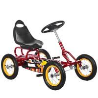 Детский велокарт Bambi M 1698-3, красный