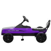 Детская веломашина Bambi M 3412-9, фиолетовый