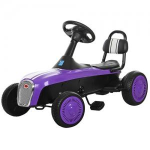Детская веломашина Bambi M 3413-9, фиолетовый