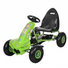 Детский велокарт Bambi M 3474-5, зеленый